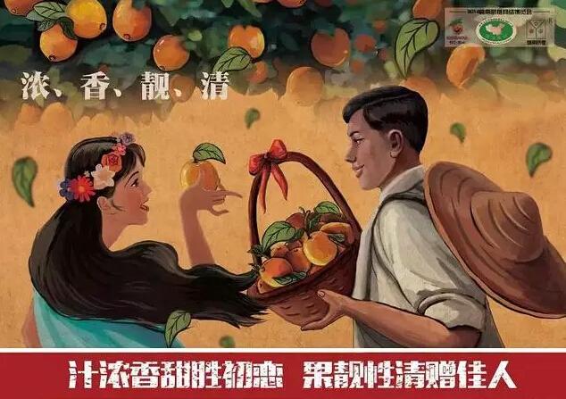 赣南脐橙 脐橙 橙子